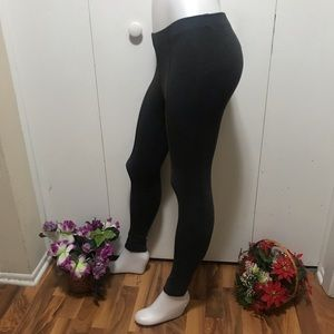 J. Jill Ponte Gray Leggings  Size XS